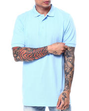 Basic Essentials - Classic Pique Polo-2484226