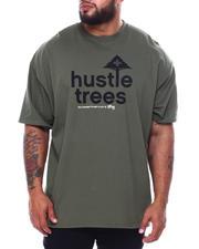 LRG - Hustle Trees S/S Tee (B&T)-2484812