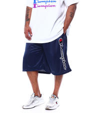 Champion - Mesh Short w/ Script Down Leg (B&T)-2480643