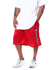 Champion - Mesh Short w/ Script Down Leg (B&T)-2480653
