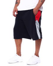 Akademiks - Fleece Shorts (B&T)-2480720