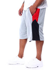 Akademiks - Fleece Shorts (B&T)-2480727