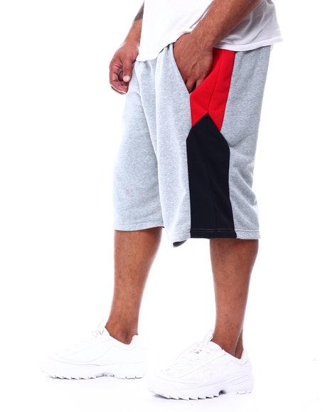 Akademiks - Fleece Shorts (B&T)