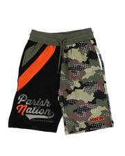 Parish - Color Block Shorts (8-20)-2483487