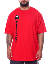 Champion - Vertical Script T-Shirt (B&T)-2484831