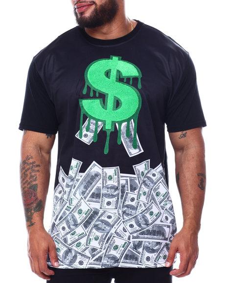 Buyers Picks - Chenille Dollar Sign T-Shirt (B&T)