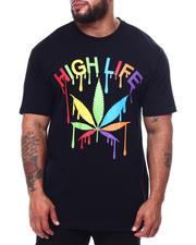 Big & Tall Faves - Colorful High Life T-Shirt (B&T)-2485130