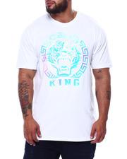 Short-Sleeve - Iridescent Foil Tiger T-Shirt (B&T)-2485195