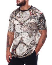 Big & Tall Faves - Conquer Track T-Shirt (B&T)-2485170