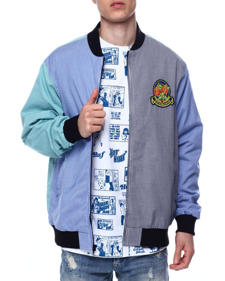 HUF - NEWPORT JACKET