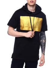 Hoodies - Culture Metallic 3D Short Sleeve Hoody-2485380