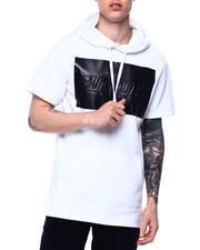 Hoodies - Culture Metallic 3D Short Sleeve Hoody-2485386