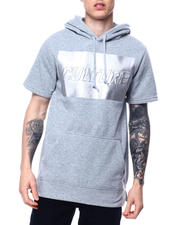 Athleisure for Men - Culture Metallic 3D Short Sleeve Hoody-2485392