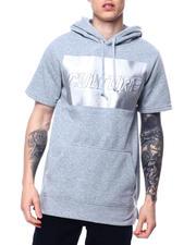 Hoodies - Culture Metallic 3D Short Sleeve Hoody-2485392