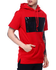 Hoodies - Culture Metallic 3D Short Sleeve Hoody-2485398