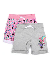 Bottoms - 2 Pack Shorts Set (2T-4T)-2482328