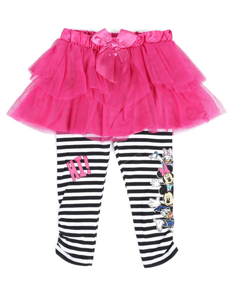 Disney - Minnie Mouse Group Hi Skegging (2T-4T)
