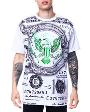 Men - Iridescent  Foil Money Tee-2483910