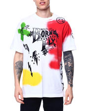 Men - Colorful Tee-2483929