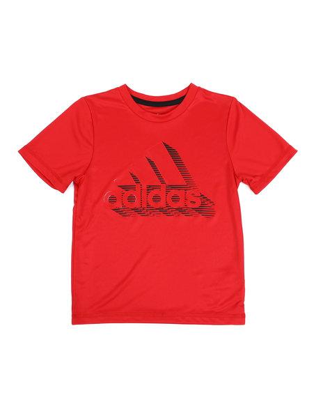 Adidas - Speed Lines BOS Tee (4-7)