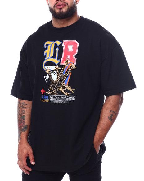 LRG - Head Right Tee (B&T)
