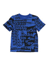 Boys - Core Linear Tee (4-7)-2483802