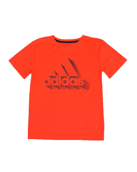 Adidas - Speed Lines BOS Tee (8-20)