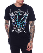 Men - Iridecent Magic Leaf Tee-2483624