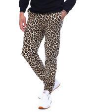 Jeans & Pants - Leopard Print Jogger-2483728