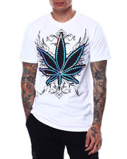 Men - Iridecent Magic Leaf Tee-2483944