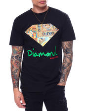 Diamond Supply Co - ETHIOPIAN DIAMOND S/S TEE-2484438