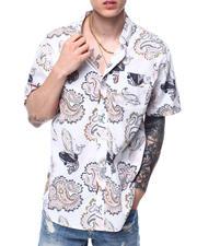 Levi's - Paisley SS Woven Shirt-2485254