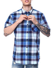 Levi's - Plaid SS Woven Shirt-2485259