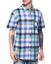 Levi's - Plaid SS Woven Shirt-2485264