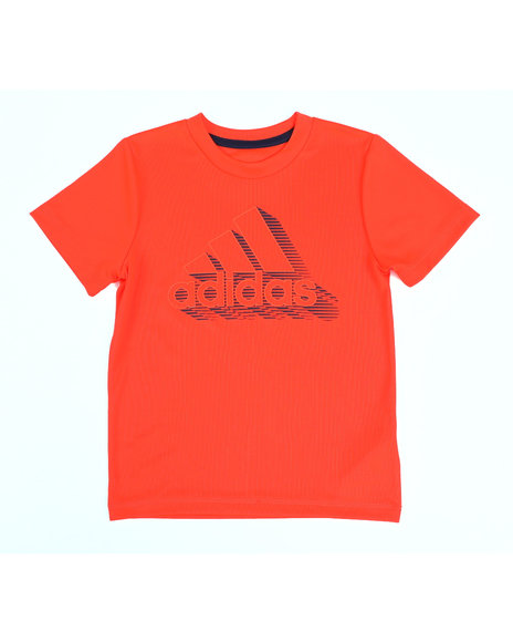 Adidas - Speed Lines BOS Tee (2T-4T)