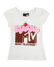 Girls - MTV Sundae Tee (2T-4T)-2482324