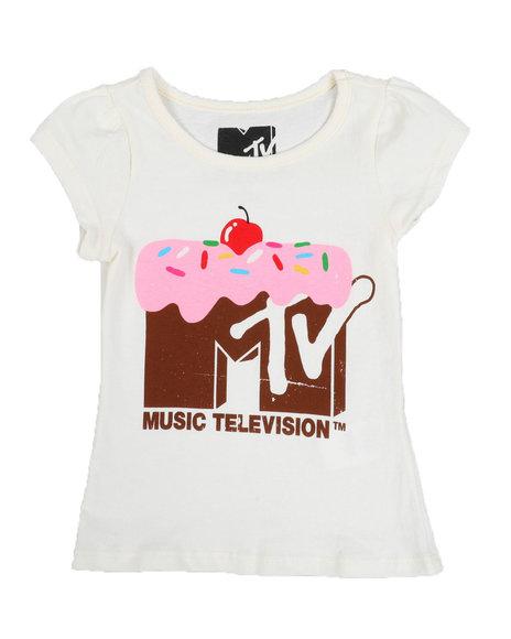 La Galleria - MTV Sundae Tee (2T-4T)
