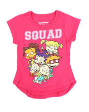 Sizes 2T-4T - Toddler - Squad Rugrats Tee (2T-4T)-2482332