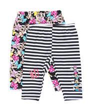 Girls - 2 Pc All Over Print Leggings Set (2T-4T)-2482446