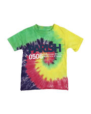 Boys - Tie Dye Graphic Tee (2T-4T)-2483406