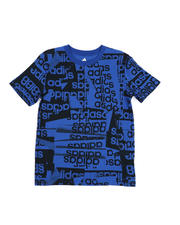 Boys - Core Linear Tee (8-20)-2483733