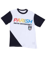 Boys - Color Block Graphic Tee (8-20)-2483391