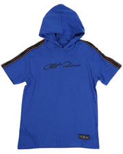 Phat Farm - Signature Side Tape Hooded Tee (8-20)-2485519