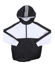 Boys - Color Block Core Wind Jacket (8-20)-2483513