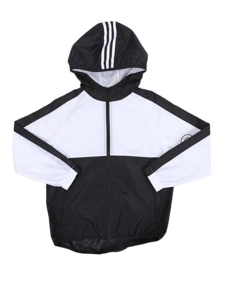 Adidas - Color Block Core Wind Jacket (8-20)