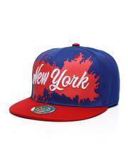 Hats - New York Snapback Hat-2485422
