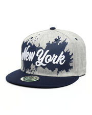 Hats - New York Snapback Hat-2485423