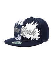 Hats - New York Snapback Hat-2485424