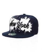 Hats - New York Snapback Hat-2485425