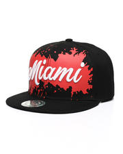 Hats - Miami Snapback Hat-2485427